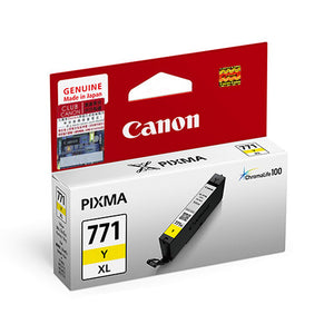[SUPER] Canon PIXMA Ink Tank (for TS8070/TS6070/TS5070/MG7770/MG6870/MG5770) - Yellow