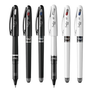 Pentel EnerGel Tradio Assorted Colors 0.7mm Rollerball Pens (6pcs) - Assorted [BL117]