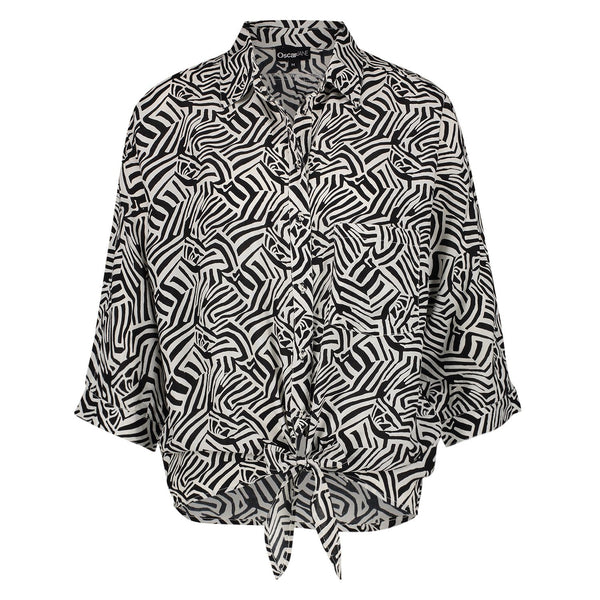 Blouse Laurie Graphic Zebra