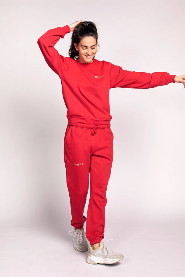 Pants Basic red Pants O&J Basics
