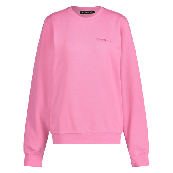 Sweater Basic Pink Sweater O&J Basics