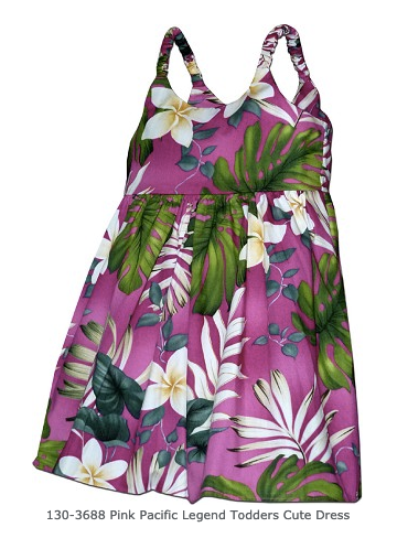 Aloha Girls Dresses
