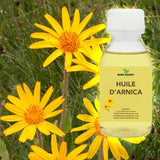 Helianthus Annuus Seed Oil, Arnica Montana Flower Extract.
