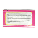 description sachet test vaginal