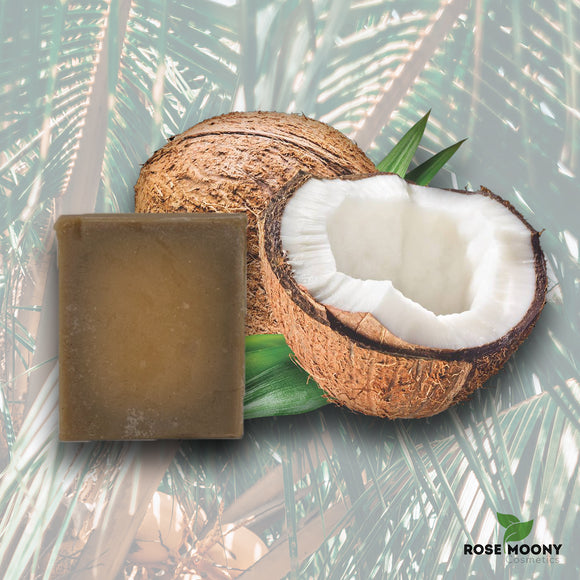 Shampoing Solide pour Cheveux Secs Coco-Care