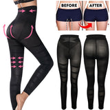 Leggings de compression sculptants