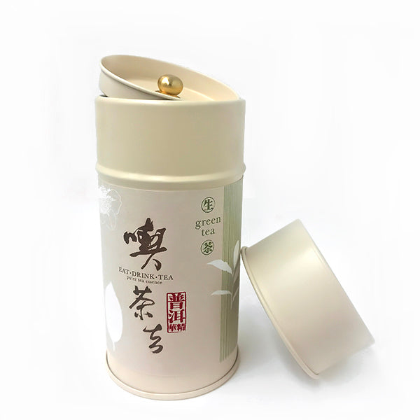 Green Tea 100 cup with Container