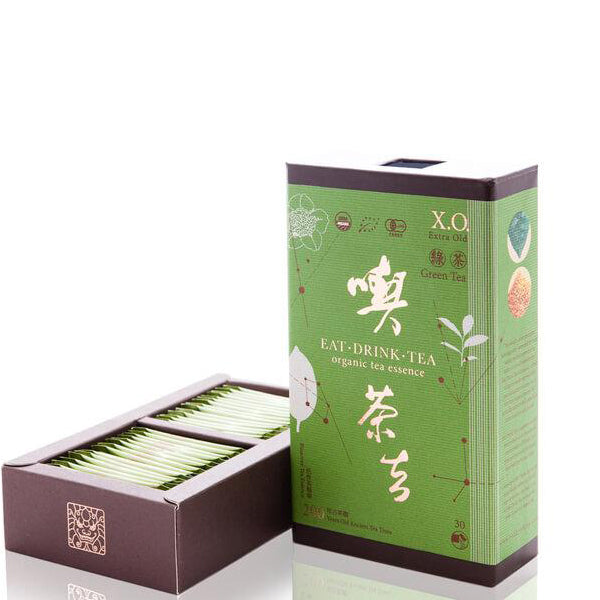 Green Tea 30 cup Gift Box