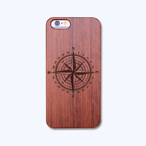 Vintage Engraved Wood, , Real Cool Case, Real Cool Case - Real Cool Case