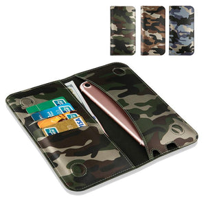 Cool Camouflage Leather Flip Bag, , Real Cool Case, Real Cool Case - Real Cool Case