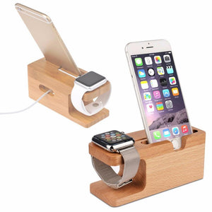 Carpie  Wood Charging Station, , Real Cool Case, Real Cool Case - Real Cool Case