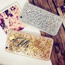 Personalized Glitter, , Real Cool Case, Real Cool Case - Real Cool Case