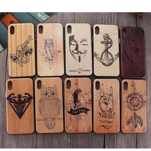 Wood Grain, , Real Cool Case, Real Cool Case - Real Cool Case