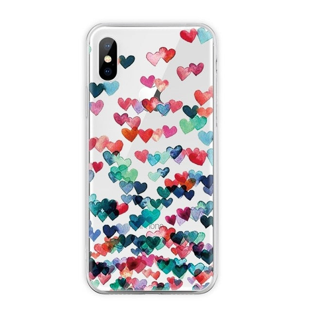 Raining Hearts, , Real Cool Case, Real Cool Case - Real Cool Case