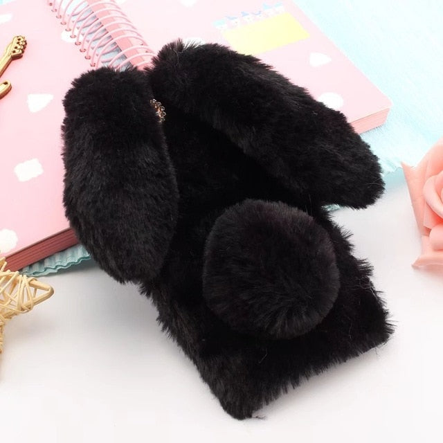 Bunny Case Black, , Real Cool Case, Real Cool Case - Real Cool Case