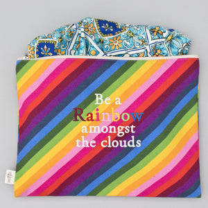 Beach Pouch - Rainbow