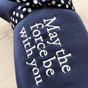Sweatshirt blanket - Falsterbo Ocean