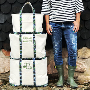 Limited Tote Bag - Camo Falsterbo Ocean