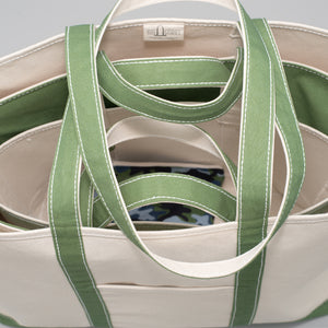 Classic Tote Bag - Hamneda Forest - Stack
