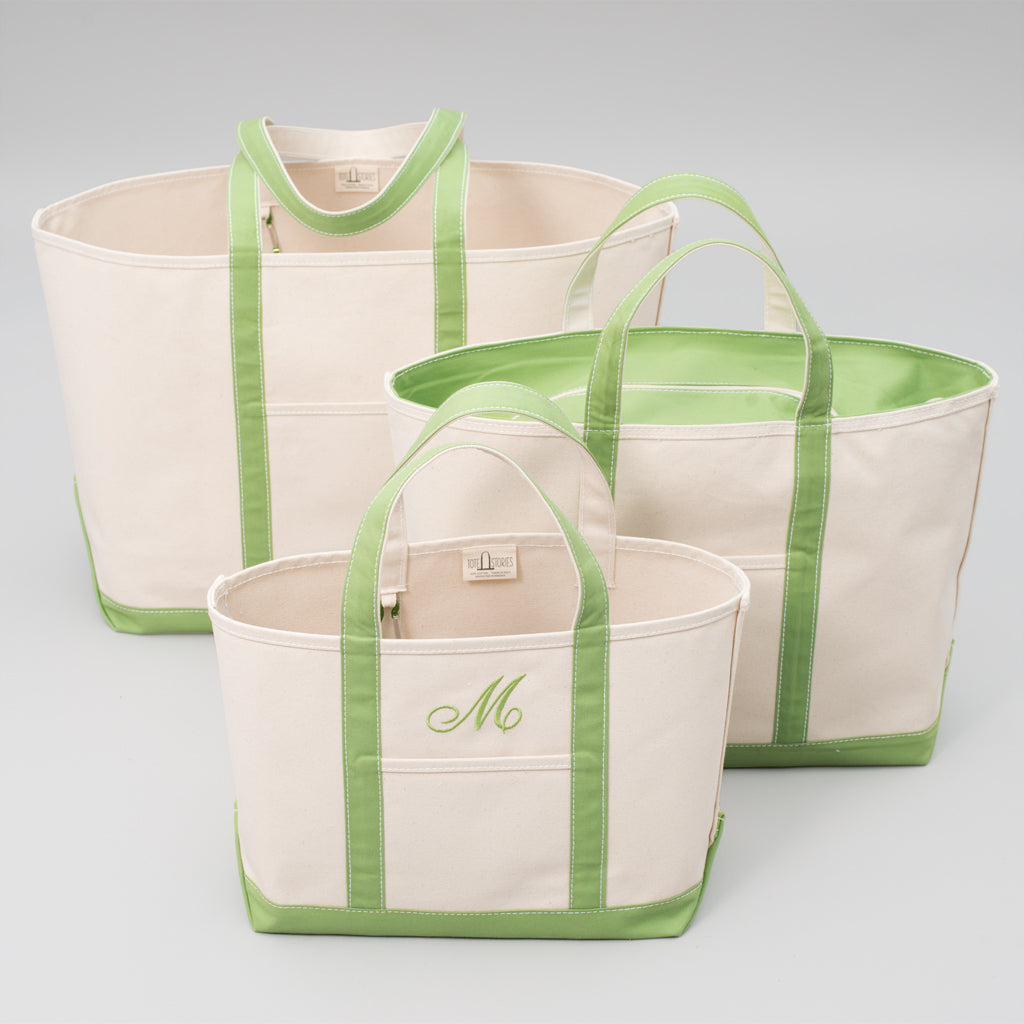 Classic Tote Bag - Kradan Coconut - Sizes