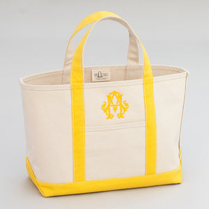 Classic Tote Bag - Lisbon Yellow - Front