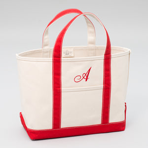 Classic Tote Bag - London Red - Front