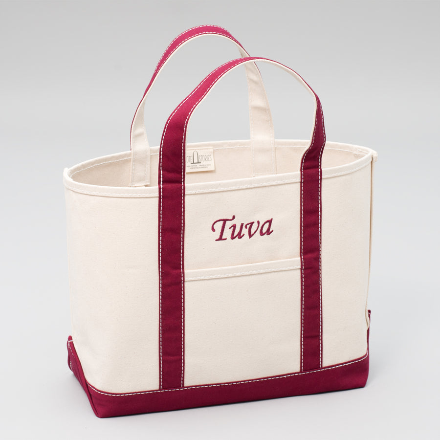 Classic Tote Bag - Rioja Wine - Sizes