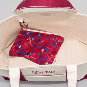 Classic Tote Bag - Rioja Wine - Inside