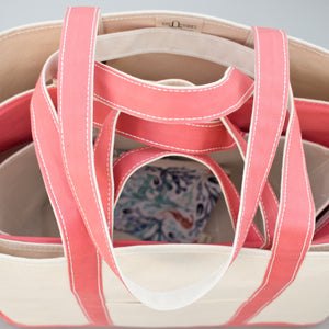 Classic Tote Bag - Skanör Sunset - Stack