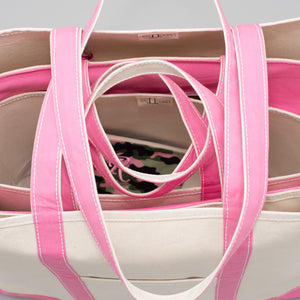 Classic Tote Bag - Stockholm Blossom - Stack