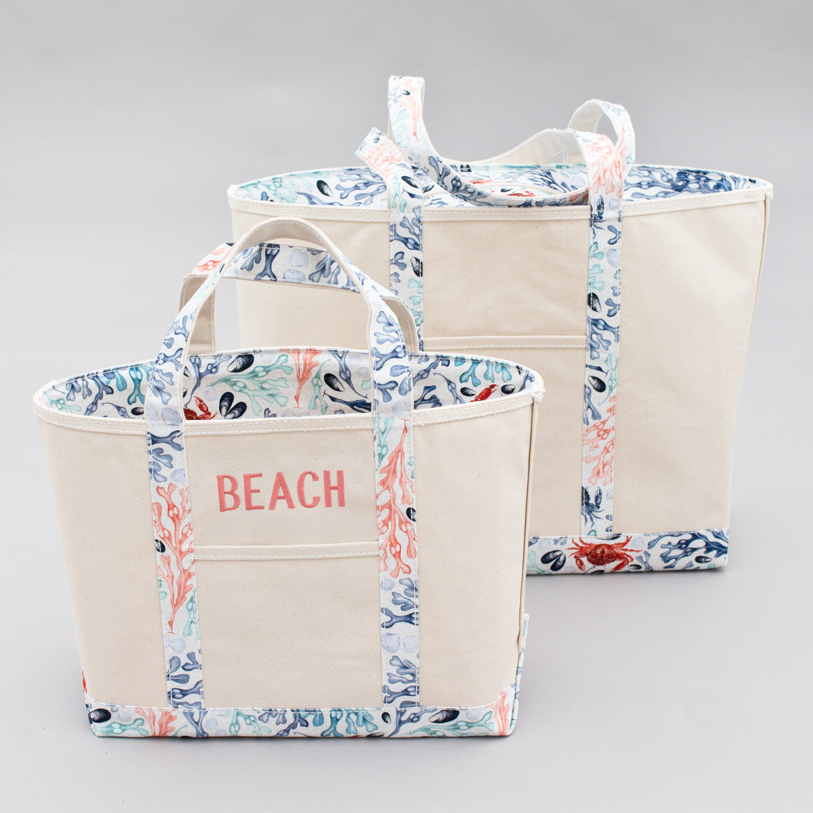Limited Tote Bag - Beach Skanor Sunset - Sizes