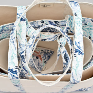 Limited Tote Bag - Beach Falsterbo Ocean - Stack