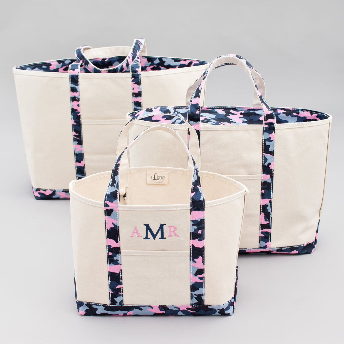 Limited Tote Bag - Camo Falsterbo Sky - Sizes