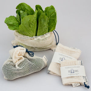 Mesh produce bag - Falsterbo Ocean