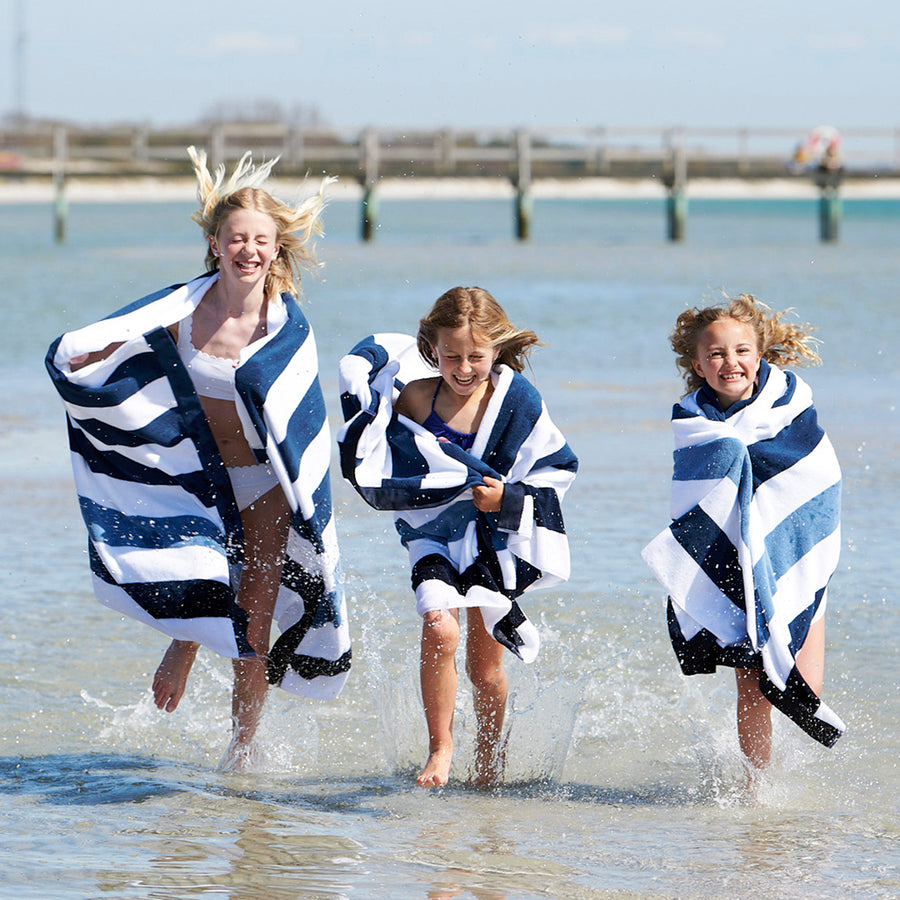 Beach & Pool Towel - Falsterbo Ocean