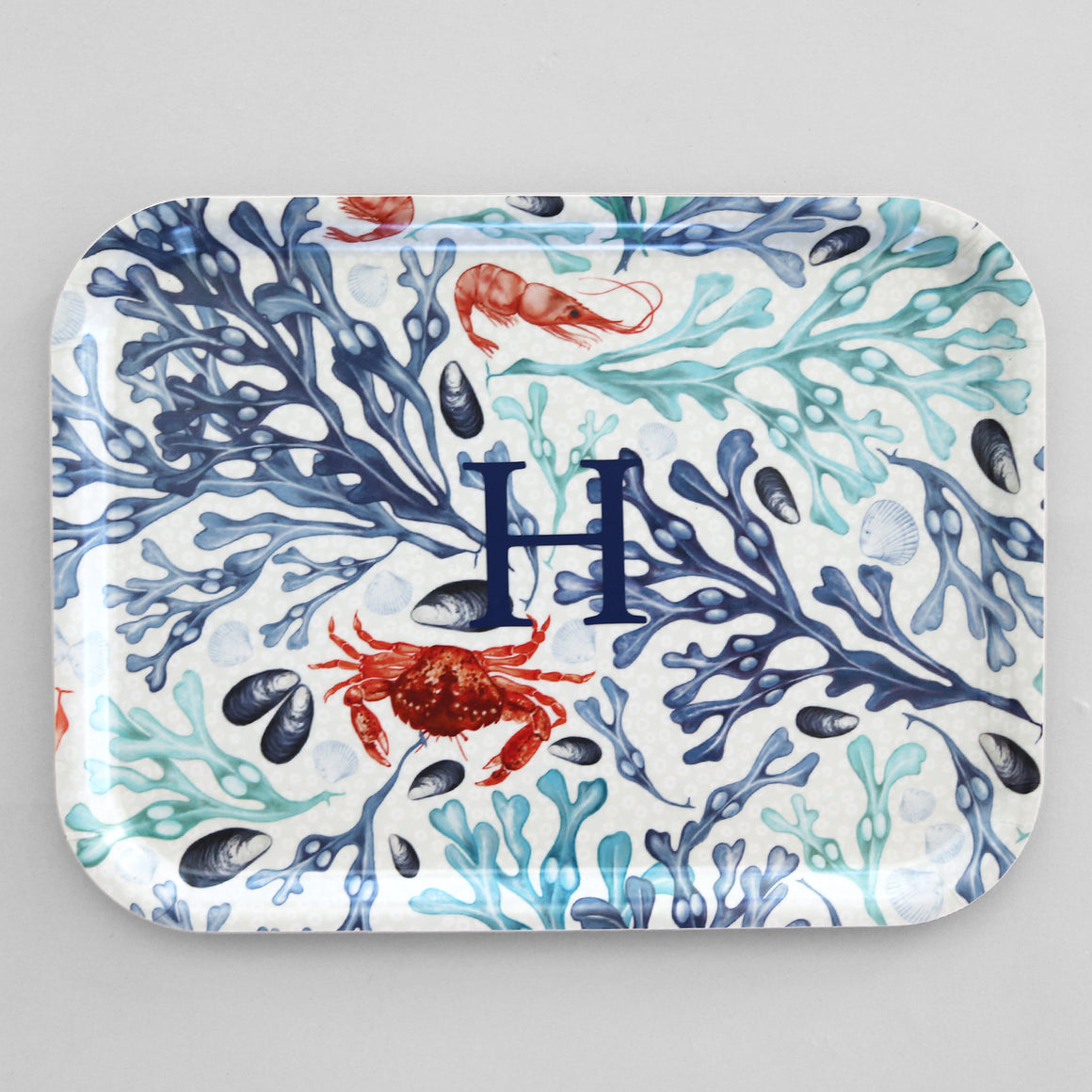 Tray Falsterbo Beach Blue