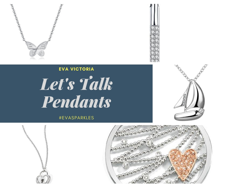 Let's Talk Pendants