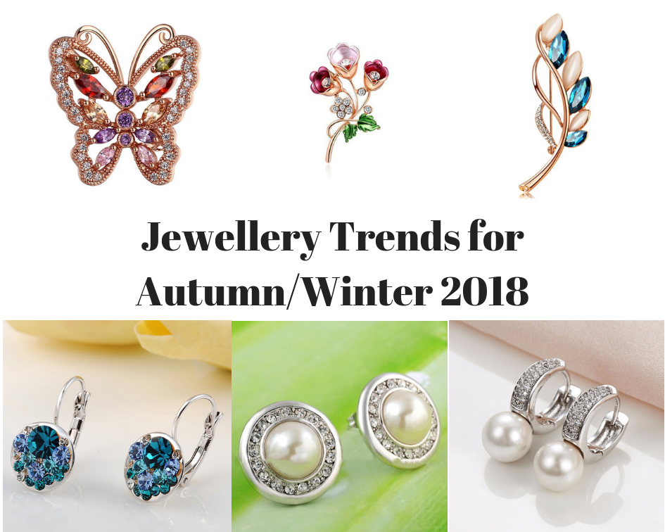 4 Major Jewellery Trends for Autumn/Winter 2019