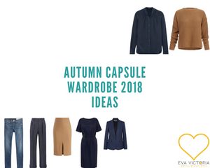 Autumn Capsule Wardrobe 2018 Ideas