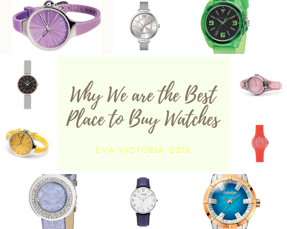 Why We are the Best Place to Buy Watches