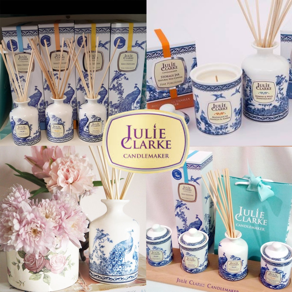 Julie Clarke Luxury Candles