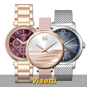 Visetti watches - Eva Victoria