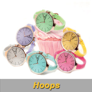 Hoops Watches - Eva Victoria