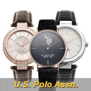 U.S. Polo Assn Watches - Eva Victoria
