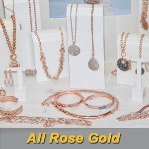All Rose Gold Jewellery