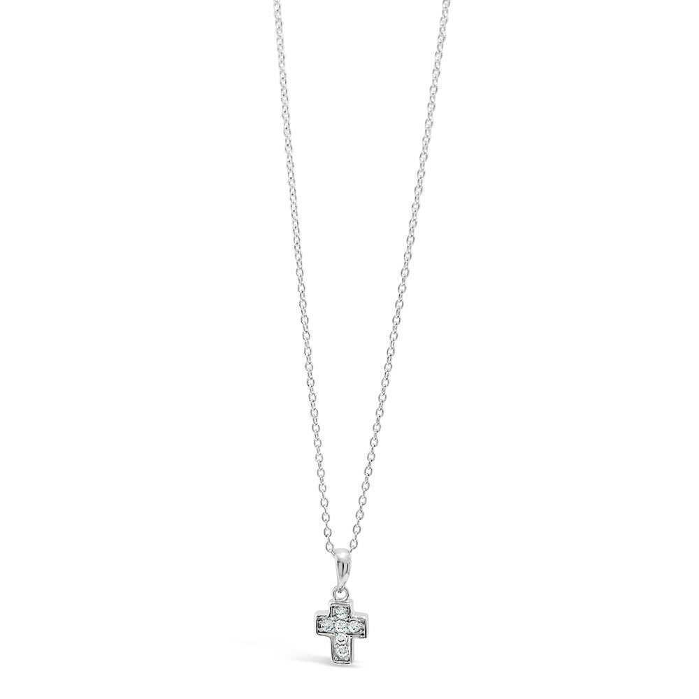 Riley Children Sterling Silver Cross Pendant
