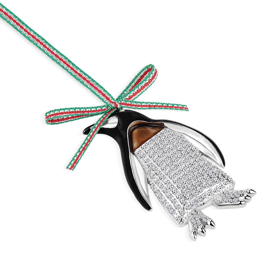 Swarovski Penguin by Newbridge Christmas