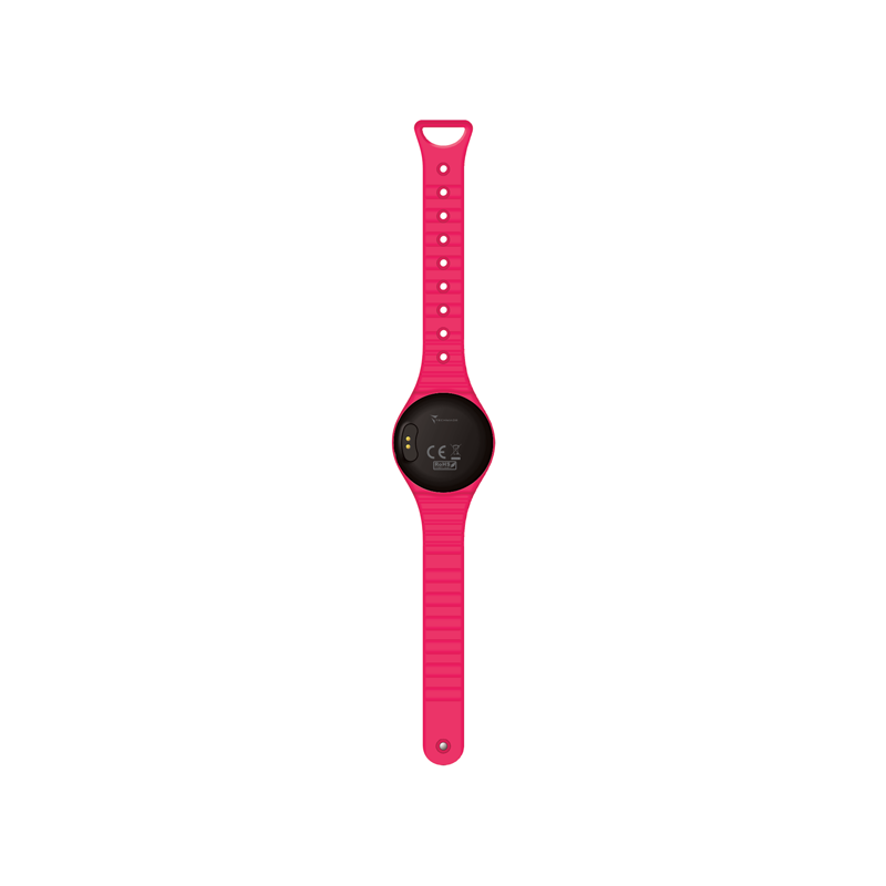 Pink Camouflage Freetime Smart Watch by Techmade