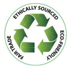 Ethically sourced, Eco friendly, Fair trade