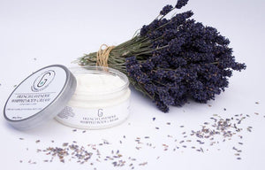 Fresh LAVENDER Whipped Body Cream